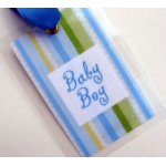 Baby Boy Bag Tag-tag, bag tag, luggage tag, diaper bag, baby, baby boy