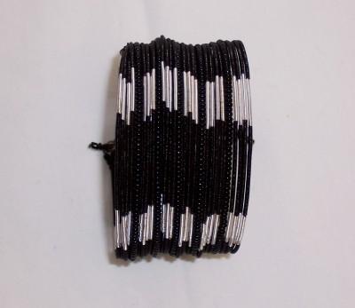Multi Strand Beaded Bracelet-Multi Strand Beaded Bracelet
