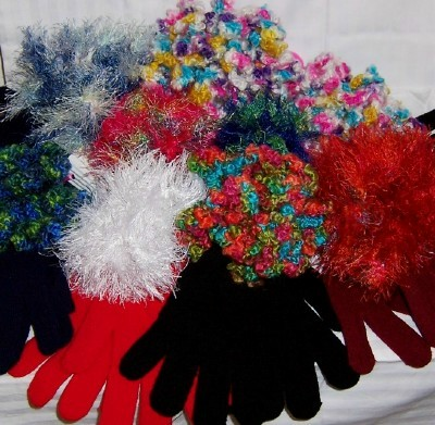 Fun Gloves-Fun Gloves