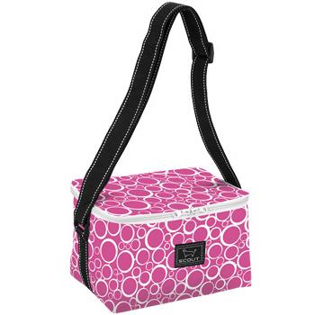 Bungalow Scout Cooler Bubbles Pink-bungalow scout, bungalow, bungalow bag, scout bag, tote, cooler, bungalow scout cooler, ice ice baby, boutique bag, boutique gift