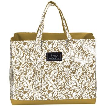 Bungalow Scout DeanoTote  French Twist Gold-bungalow scout, deano, gold, xmas, bag, tote, gift, boutique