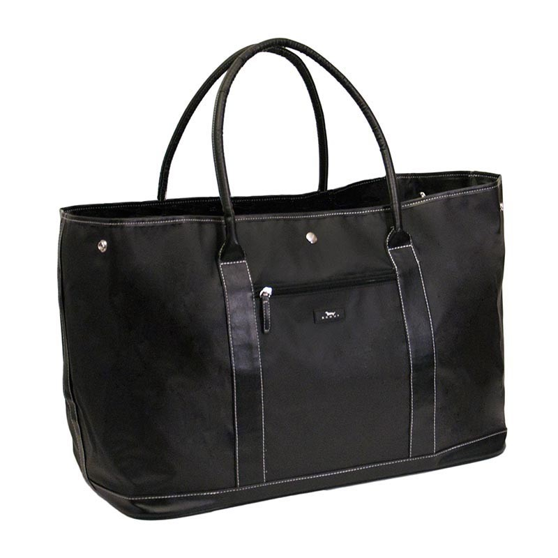 Bungalow Scout Houseguest Bag-bungalow scout overnite bag, overnite, travel, blackout, black scout, bridesmaid gift, travel tote