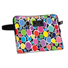 Laptop Sleeve Lil' Slim Bubbles Multi-Colored-bungalow scout, bungalow, bungalow bag, scout bag, tote, laptop sleeve, lil' slim, bubbles, multi color,  boutique bag, boutique gift