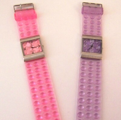 Jelly Strape Watch-Jelly Strape Watch