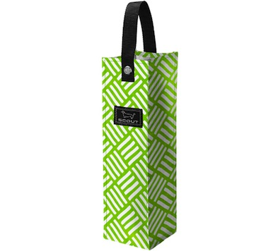 Bungalow Scout Spirit Liftah in Leave it to Weaver-bungalow scout, tote, bag, wine, wine tote, spirit liftah, gift, accessory