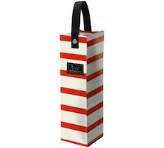 Bungalow Scout Spirit Liftah Well Red-bungalow scout, spirit liftah, wine tote, gift, wine, wedding, holidays, christmas, xmas