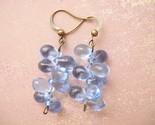 Earrings Baby Blue Tear Drop-blue earrings, tear drop earrings, tear drop, fun, cool earrings, funky earrings