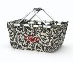 Market Tote  Black Floral-market tote, tote, carry all, bag, gift, chic