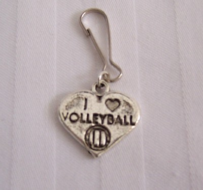 Zipper Pull Volleyball-Zipper Pull Volleyball